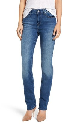 Women's Mavi Jeans Kendra High Waist Stretch Denim Jeans $118 thestylecure.com