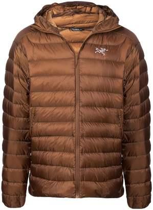 Arc'teryx zipped padded jacket