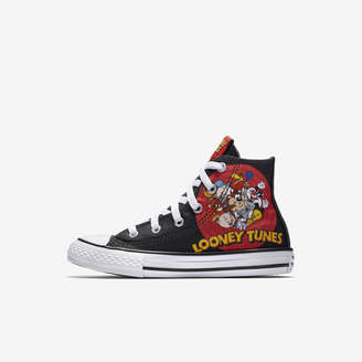 Nike Converse Chuck Taylor All Star Looney Tunes High TopLittle/Big Kids' Shoe