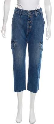 Vince Mid-Rise Cropped Jeans w/ Tags