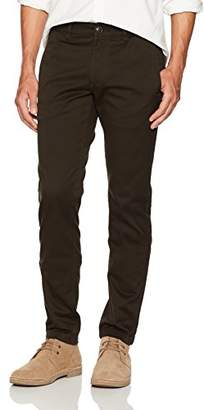 Armani Exchange A|X Men's Cotton Elastane Dobby Chino