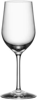 Orrefors Set Of 4 11.22Oz White Wine Glass Set