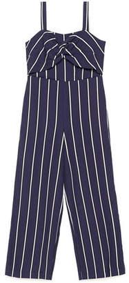 Bardot Junior Lola Striped Jumpsuit, Size 8-16