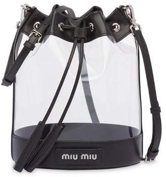 Miu Miu (ミュウミュウ) - Miu Miu バケットバッグ