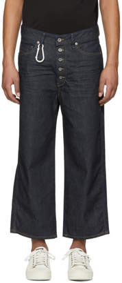 Diesel Blue Flip Jeans