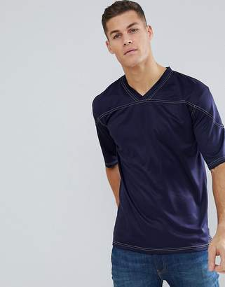 Bellfield T-Shirt In Boxy Fit