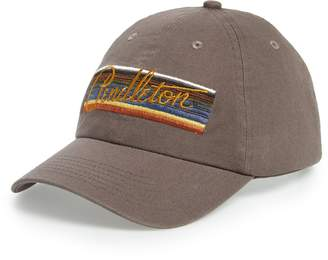 Pendleton Olympic National Park Stripes Embroidered Cap