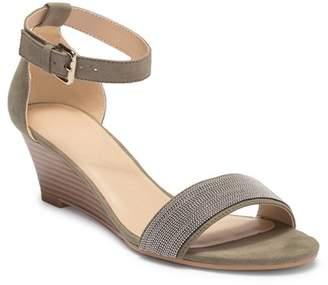 Athena Alexander Enfield Ankle Strap Wedge Sandal
