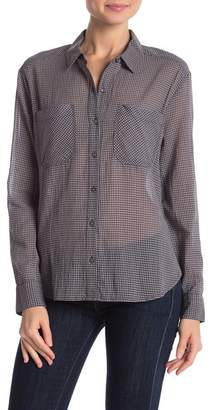 James Perse Little Boy Button Down Shirt