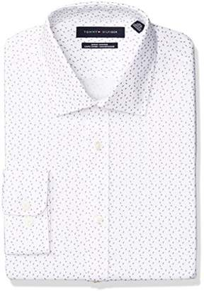Tommy Hilfiger Men's Non Iron Slim Fit Shirt
