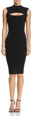 Bailey 44 Bewitched Cutout Body-Con Dress