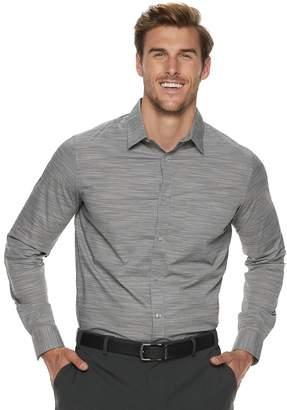 Apt. 9 Men's Stretch No-Iron Button-Down Shirt