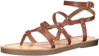 Madden-Girl Women's Laando Gladiator Sandal