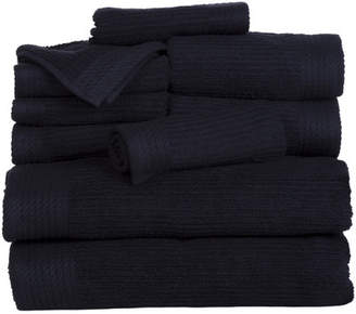 Andover Mills Pernelia 10 Piece Egyptian Quality Cotton Towel Set