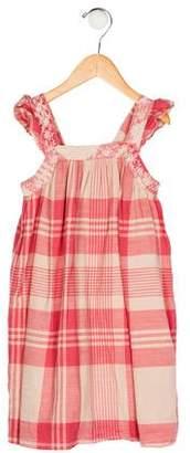 Polo Ralph Lauren Girls' Embroidered Shift Dress