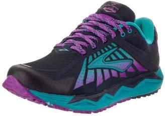Brooks Women's Caldera Running Shoe (BRK-120232 1B 3888440 6.5 456 BLUE/TEAL/PURPLE)