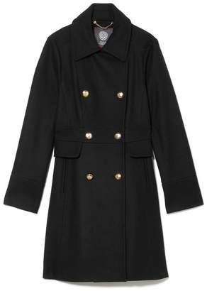 Vince Camuto Wool-blend Military Coat