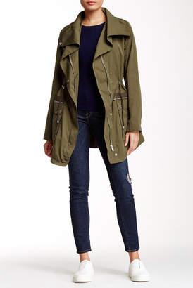 Rachel Rachel Roy Hooded Anorak $180 thestylecure.com