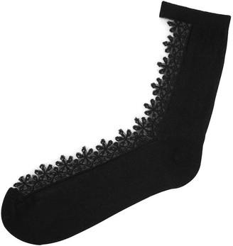 Pink Label Nana Mesh Socks