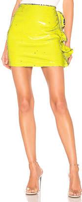 h:ours Suki Mini Skirt