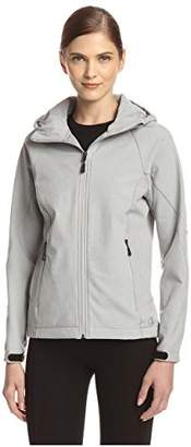 Champion Women's Hooded Softshell Jacket $39 thestylecure.com