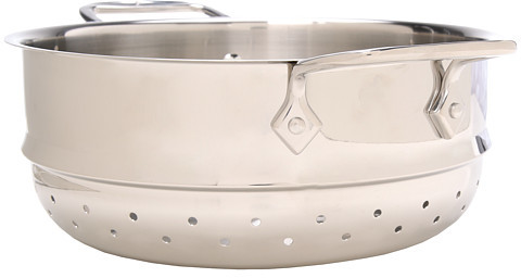 All-Clad Stainless Steel 5 Qt. Steamer