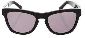 Westward Leaning Westward\\Leaning Square Tinted Sunglasses