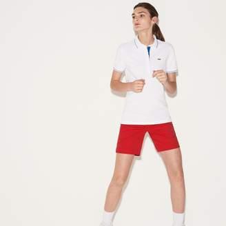 Lacoste Women's SPORT Light Stretch Golf Polo