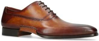 Magnanni Leather Opanka Oxford Brogues