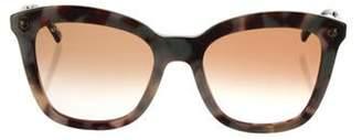 Gucci Oversize Square Sunglasses Black Oversize Square Sunglasses