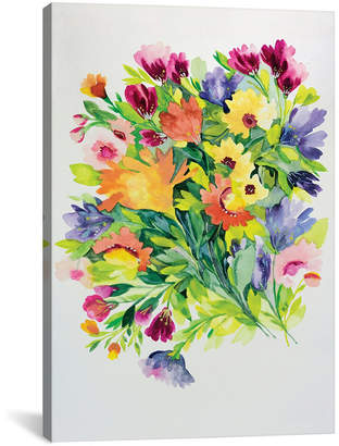 """iCanvas Autumnal Bouquet"""" By Kim Parker Gallery-Wrapped Canvas Print - 26"""" x 18"""" x 0.75"""""""