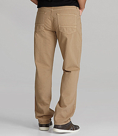 Nautica Jeans Colored Straight-Leg Jeans