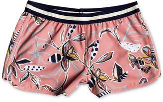 Roxy Little Girls Printed Shorts