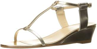 Amalfi by Rangoni Women's Mondiale Wedge Sandal