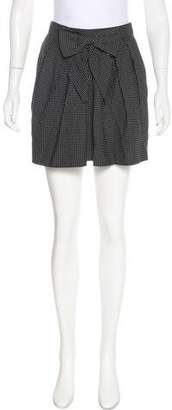 Paul & Joe Sister Polka Dot Mini Skirt