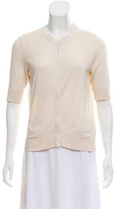 Magaschoni Silk Cashmere Top