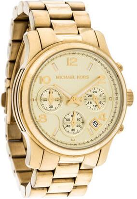 Michael Kors Runway Watch $125 thestylecure.com