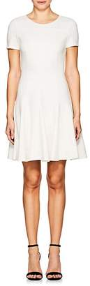 Halston Women's Ponte Fit & Flare Dress