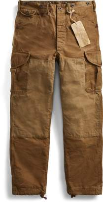 Ralph Lauren Cotton Canvas Cargo Pant