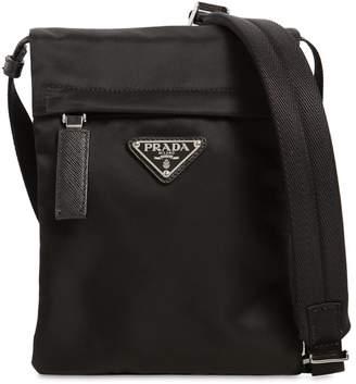 Prada Folding Nylon Crossbody Bag