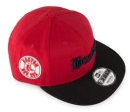 Marcelo Burlon County of Milan Boston Red Sox Baseball Cap
