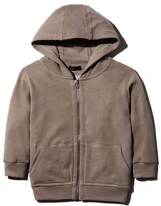 ATM Anthony Thomas Melillo Unisex Zip-Up Hoodie, Little Kid - 100% Exclusive