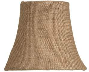 Pottery barn lamp shades shopstyle at pottery barn pottery barn burlap chandelier shades set of 3 aloadofball Image collections