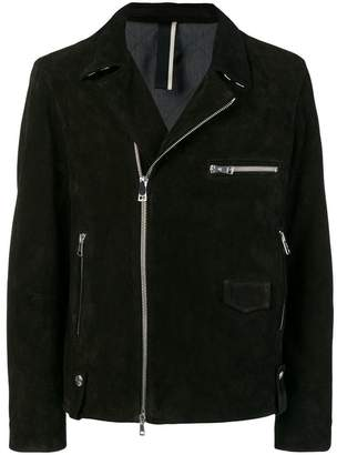 Low Brand off-center zipped jacket