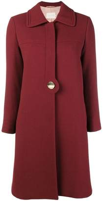 L'Autre Chose single fastening coat