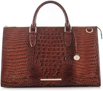 Brahmin Anywhere Weekend Leather Bag