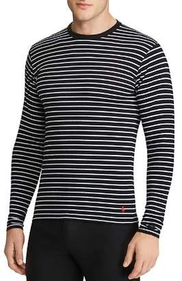 Polo Ralph Lauren Striped Long John Crewneck Shirt