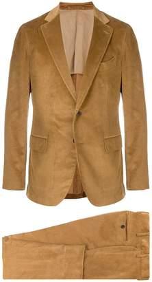Lardini two-piece corduroy suit