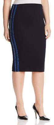 Marina Rinaldi Odografo Racing Stripe Skirt
