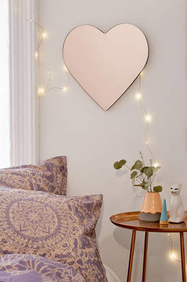 Urban Outfitters Heart Mirror